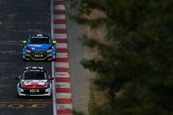 Stephan Epp, Gerrit Holthaus, Michael Bohrer, Renault Clio Cup Avia Racing