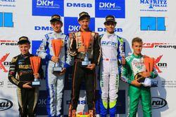 Podium: DJKM Rennen 2