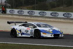 Lamborghini Huracan S.GTCup #106 Vincenzo Sospiri Racing, Nemoto-Costa