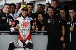 Derde Takaaki Nakagami, Honda Team Asia
