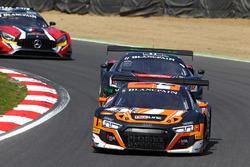 #5 Phoenix Racing, Audi R8 LMS: Nicolaj Moller Madsen, Markus Pommer