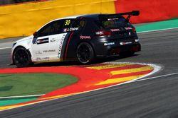 Jimmy Clairet, Sébastien Loeb Racing, Peugeot 308 Racing Cup