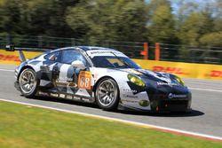 #88 Proton Racing Porsche 911 RSR: Khaled Al Qubaisi, David Heinemeier Hansson, Patrick Long