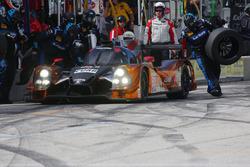 #60 Michael Shank Racing és Curb/Agajanian Ligier JS P2 Honda: John Pew, Oswaldo Negri Jr.