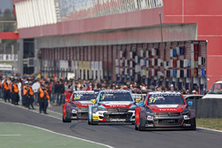 José María López, Citroën World Touring Car Team, Citroën C-Elysée WTCC, Tom Chilton, Sébastien Loeb