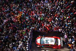 Winnaar José María López, Citroën World Touring Car Team, Citroën C-Elysée WTCC