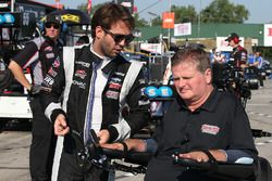 André Negrao, Schmidt Peterson Motorsports, Sam Schmidt