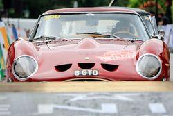 Irvine Laidlaw und Tony Davies, GB, Ferrari 250 GTO Bj. 1962