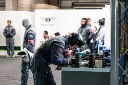Mechanics of Bentley Team M-Sport, Bentley Continental GT3
