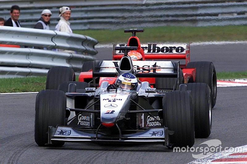 2000: Mika Häkkinen, McLaren-Mercedes MP4/15