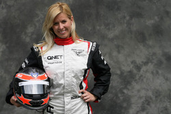 Maria De Villota, Marussia F1 Team