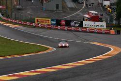 #53 AF Corse Ferrari 488 GT3: Ishikawa Motoaki, Lorenzo Bontempelli, Olivier Beretta, Giancarlo Fisi
