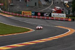 #53 AF Corse Ferrari 488 GT3: Ishikawa Motoaki, Lorenzo Bontempelli, Olivier Beretta, Giancarlo Fisichella