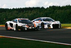 58 Garage 59, McLaren 650 S GT3: Shane Van Gisbergen, Côme Ledogar, Rob Bell