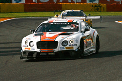 #30 Team Parker Racing Bentley Continental GT3: Derek Pierce, Chris Harris, Carl Rosenblad, David Pe