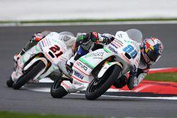 Jorge Martin, Aspar Team Mahindra, Francesco Bagnaia, Aspar Team Mahindra