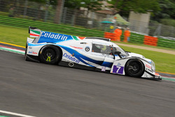 #7 Villorba Corse, Ligier JSP3 - Nissan: Roberto Lacorte, Giorgio Sernagiotto, Nicollo Schiro