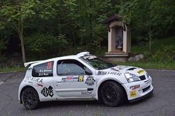 Alberto Rossi e Luca Beltrame, Renault Clio S1600