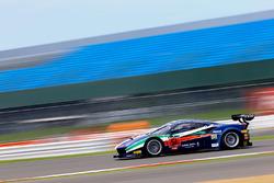 #51 AF Corse, errari 488 GT3: Peter Mann, Francisco Guedes, Rino Mastronardi