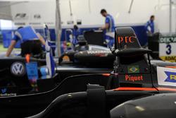 Нельсон Пике мл., Carlin Dallara F312 – Volkswagen,