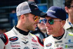 Anthony Kumpen and Bert Longin, PK Carsport, Chevrolet SS