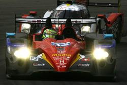 #34 Race Performance, Oreca 03R - Judd: Nicolas Leutwiler, James Winslow, Franck Mailleux