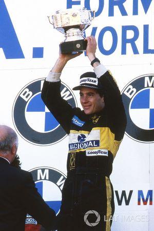 1. Ayrton Senna, Lotus