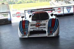 A classic Lancia prototype