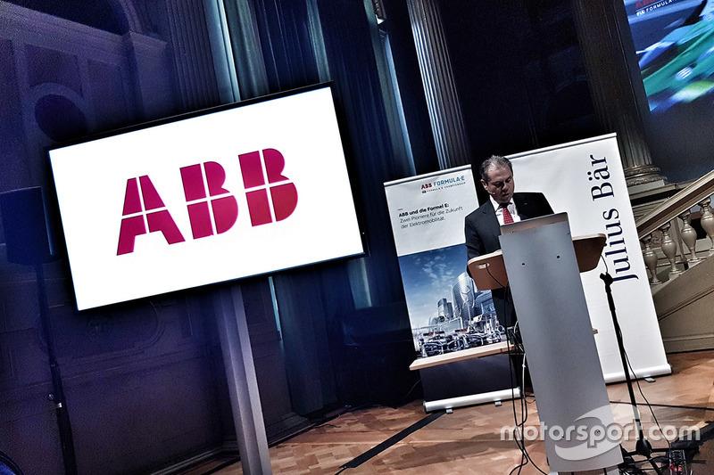 Remo Lutolf, Vorsitzender der Geschäftsleitung, ABB Schweiz