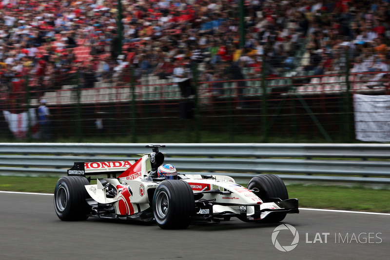 2006: Honda