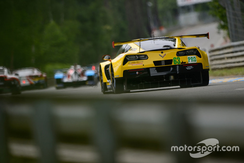 2018: #63 Corvette Racing Chevrolet Corvette C7.R: Jan Magnussen, Antonio Garcia, Mike Rockenfeller