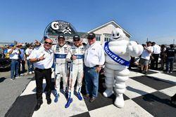 #66 Chip Ganassi Racing Ford GT, GTLM: Dirk Müller, Joey Hand, Mike O'Gara, Chip Ganassi