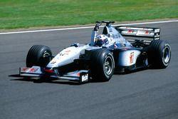 Winner David Coulthard, McLaren