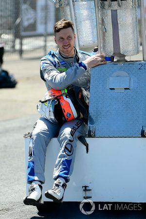 #14 3GT Racing Lexus RCF GT3, GTD: Kyle Marcelli