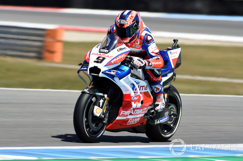 11º Danilo Petrucci, Pramac Racing