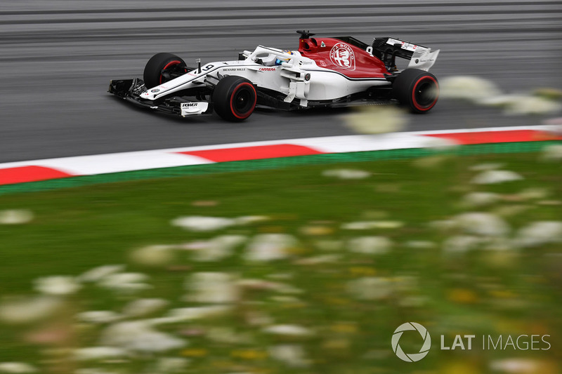20: Marcus Ericsson, Sauber C37, 1'05.479
