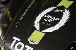 Vantage GTE detalle
