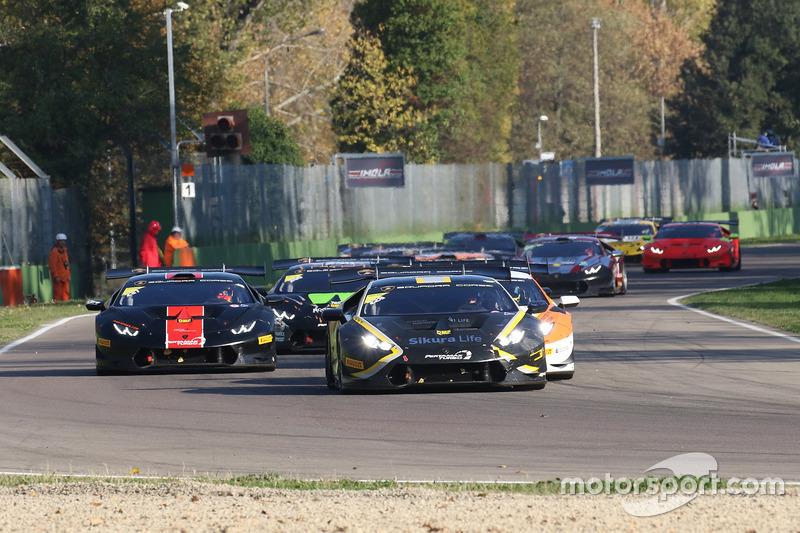 #228 X-One Racing Team: Milos Pavlovic, Andrew Haryanto