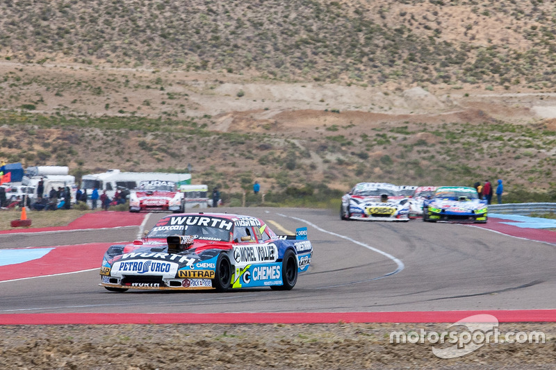 Juan Martin Trucco, JMT Motorsport Dodge, Nicolas Gonzalez, A&P Competicion Torino, Martin Serrano,