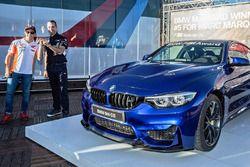 Marc Marquez - BMW M4 CS