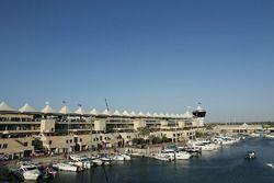 Yachts in the Marina