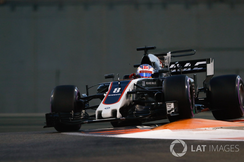 16. Romain Grosjean, Haas F1 Team VF-17
