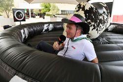 Craig Slater, Sky TV e un toro meccanico