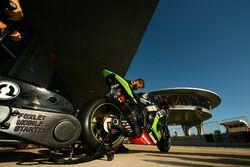 Tom Sykes, Kawasaki Racing bike