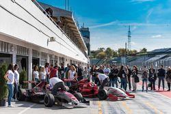 Gender Racing - Hungaroring
