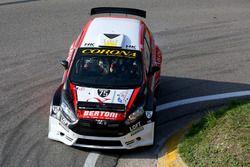 Giuseppe Di Palma, Cobra, Ford Fiesta R5