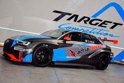 Giacomo Altoè, Audi RS 3 LMS TCR, Target Competition