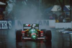 Alessandro Nannini, Benetton B189