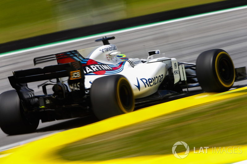 9: Felipe Massa, Williams FW40