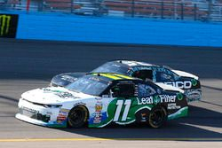 Blake Koch, Kaulig Racing Chevrolet and Casey Mears, Biagi-DenBeste Racing Ford